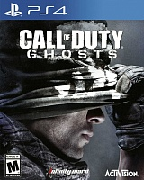 Игра Activision Call of Duty Ghosts PS4