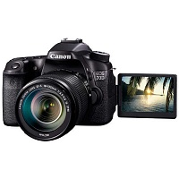 Canon EOS 70D (W) EF-S 18-135 IS STM Kit